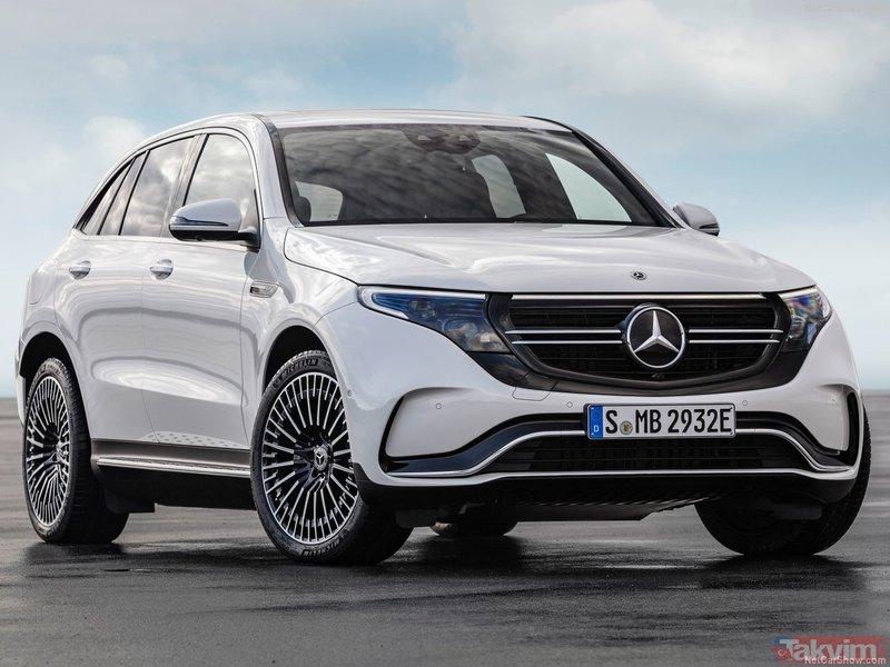 2020 Mercedes-Benz EQC tanıtıldı! Mercedes-Benz EQC'nu özellikleri nelerdir?