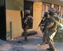 Adana'da terör operasyonu: Çok sayıda gözaltı var