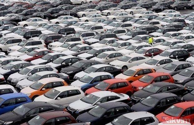 2018'de en çok satan otomobiller! Türkiye'de en çok hangi otomobil sattı?