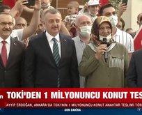 Vatandaştan Başkan Erdoğan'a dua
