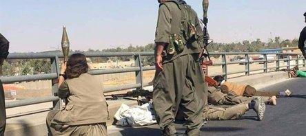 PKKlı teröristlerin cesetleri buralarda kaldı