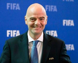 FIFA Başkanından Beşiktaşa övgü