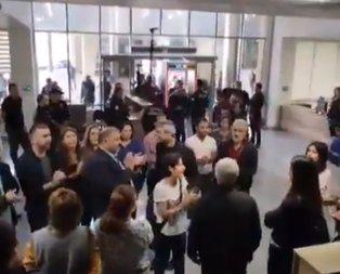 HDP'liler Kayapınar Belediyesi'ni bastı!