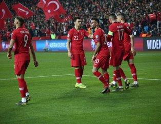 Bu Milliler bir başka! Eskişehir'de gol şov... (MS: Türkiye 4-0 Moldova)
