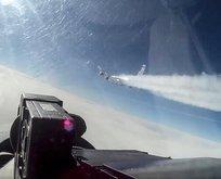 Rusya ve NATO uçakları karşı karşıya geldi