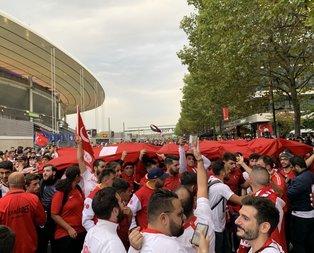 Stade de France bu sesle yankılandı