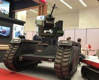 TSKya insansız kara aracı takviyesi