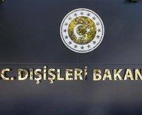 Türkiye'den terör örgütü DEAŞ'ın saldırısına kınama