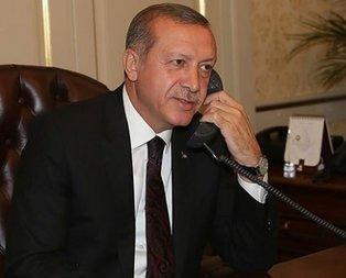 Başkan Erdoğan, Cafer Ceylan'ın ailesiyle görüştü