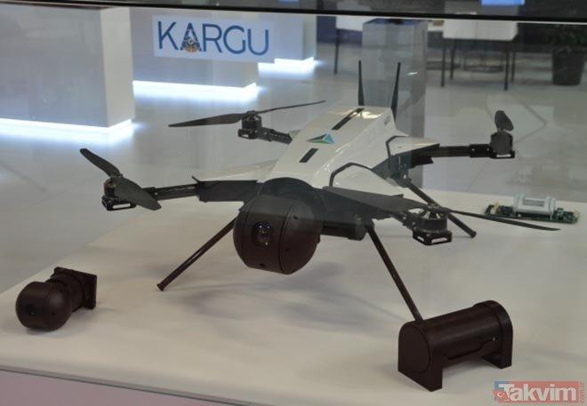 TSK envanterine yerli silahlar eklenmeye devam ediyor (Türkiye'nin yerli silahları)