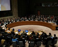 Kudüs tasarısı ABD tarafından veto edildi