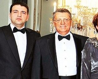 Mesut Yılmazın oğlu Yavuz Yılmaza veda