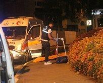 Gece yarısı Beyoğlu'nda korkunç olay