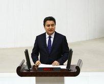 Rezerv muhabbeti yapan Babacan'a sorsun