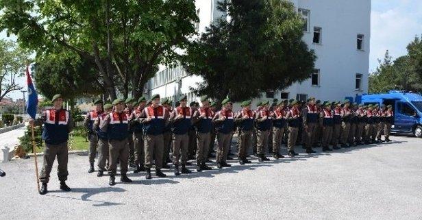 Jandarma uzman erbaş alım sonuçları açıklandı!