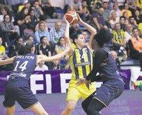 Fenerbahçe Çukurova engelini farklı geçti