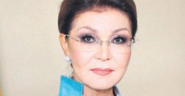 Nazarbayev'in torunu iltica etti