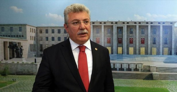 AK Parti'li Akbaşoğlu'nun Kovid-19 testi pozitif çıktı
