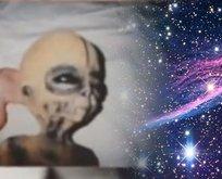 'Uzaylılar bizi çoktan buldu'