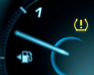 Otomobilinizde bu ışık yanıyorsa dikkat!
