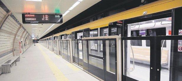 Yeni metro fiyatları yüzde 144 artırdı