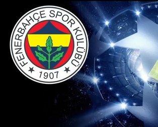 Fenerbahçeyi devler bekliyor! İşte Fenerbahçenin Şampiyonlar Ligindeki muhtemel rakipleri