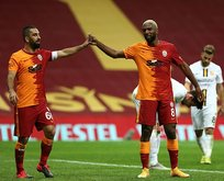 Galatasaray'da Babel ve Arda Turan sürprizi