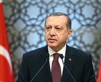 Erdoğan'dan Yıldız Kenter için başsağlığı mesajı