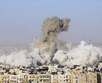 Halepte namaz esnasında katliam
