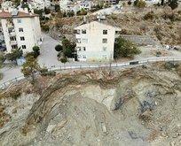 İzmir'den sonra bir ilimizde daha 2 bina boşaltıldı