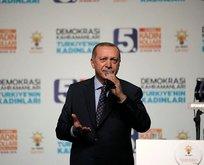 Erdoğandan flaş Kanal İstanbul açıklaması