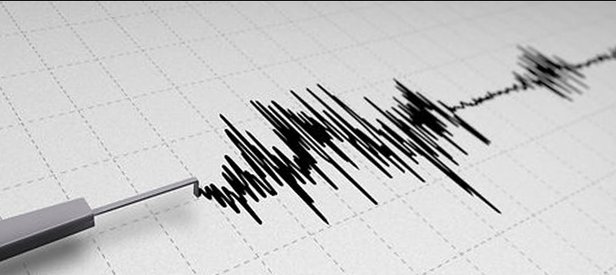 Antalyada deprem!