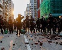 ABD'den Çin'e Hong Kong yaptırımı