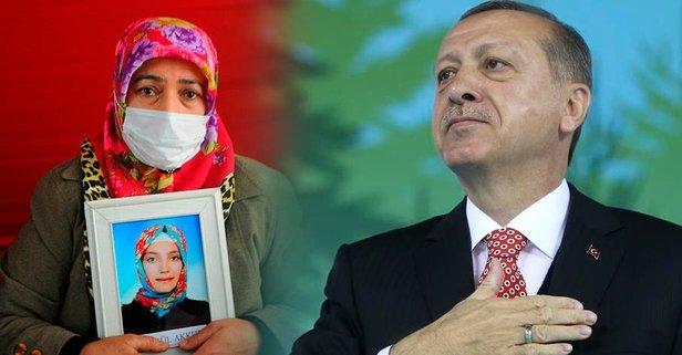 Başkan Erdoğan Diyarbakır anneleriyle buluşacak