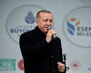 Başkan Erdoğan: Teröristlerin beynindeyiz