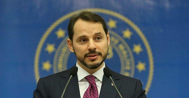 Bakan Albayrak'tan ekonomide güven açıklaması