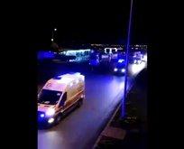 Vali açıkladı! 35 ambulans kente ulaştı