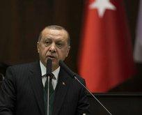 """Erdoğan: """"Cinderes çok yakında temizlenecek!"""""""