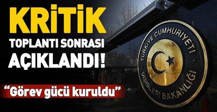 Son dakika: Dışişleri Bakanı Mevlüt Çavuşoğlu'ndan DEAŞ Toplantısı sonrası kritik açıklama