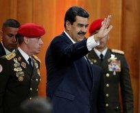 Maduro'dan Almanya kararı!