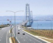 Osmangazi köprüsü 103 TL oldu