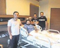 Malatyasporlu Eren bıçak altına yattı
