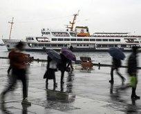 İstanbul ve çevresi için son dakika uyarısı! Kuvvetli yağış ve rüzgar...