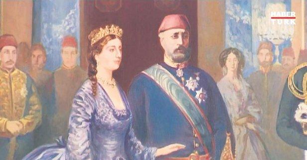 Padişah Abdülaziz, İmparatoriçe Eugenie'ye aşık oldu: Onun için yaptırdığı yemeğe, Hünkarbeğendi adı kondu