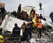Arnavutluk depreminde ölü sayısı artıyor