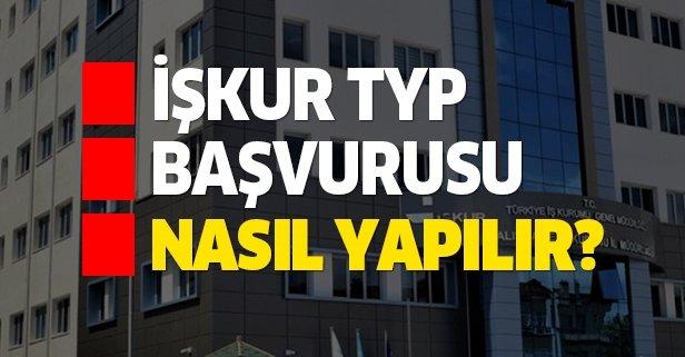 İŞKUR TYP iş ilanları başvurusu nasıl yapılır?