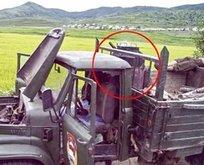 Kuzey Kore askerlerinden şaşırtan görüntüler!