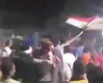 Mısır'da halk darbeciye karşı ayaklandı!