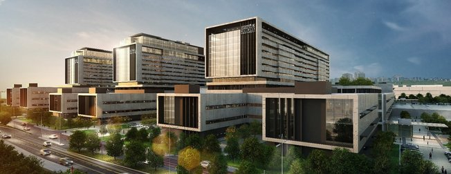 İşte İstanbula yapılacak dev şehir hastanesi!