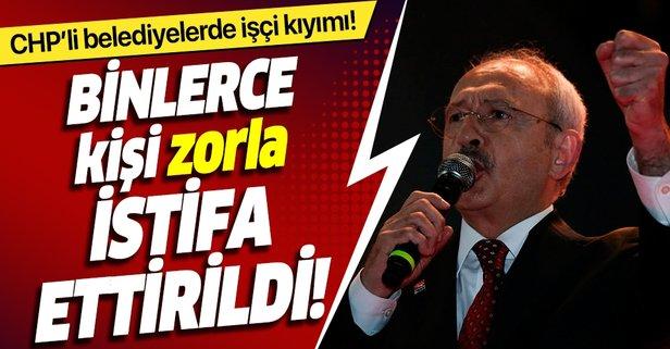 CHP'li belediyelerde sendika baskısı!